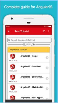 Angular 5 Tutorials screenshot 1