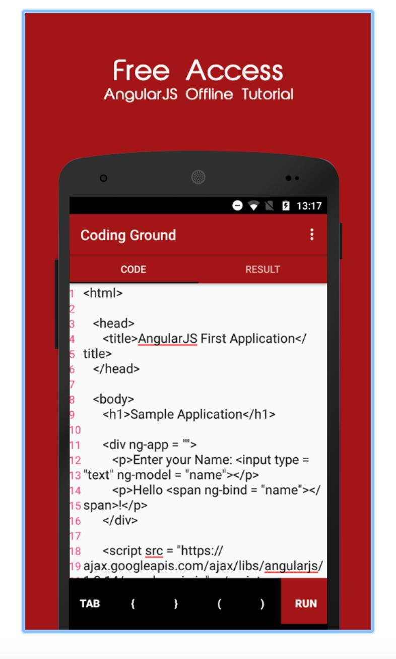 Angular 2 for Beginners for Android - APK Download