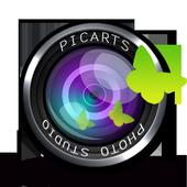 PicArts - Photo Studio icon