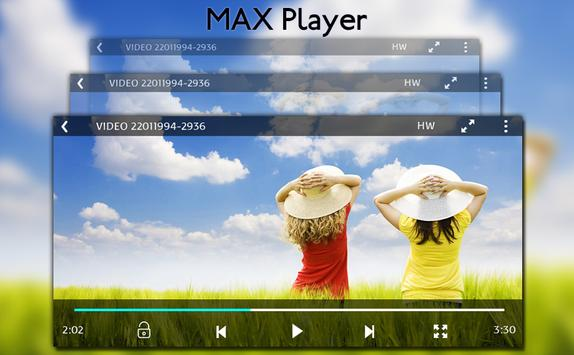 Max Video Player - HD Video Player poster