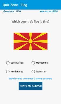 Quiz Zone screenshot 1