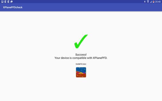 Compatibility check X-Plane apk screenshot