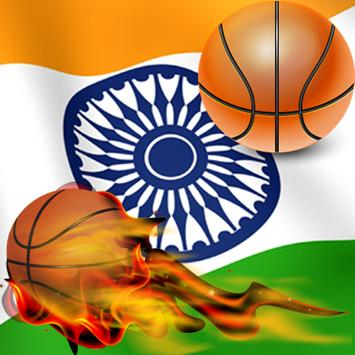 Indian Basketball poster