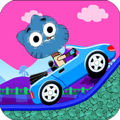 Driving Gumball icon