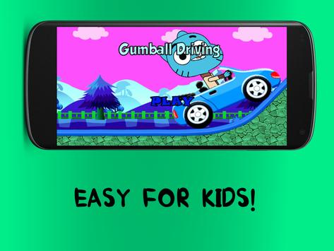 Driving Gumball poster