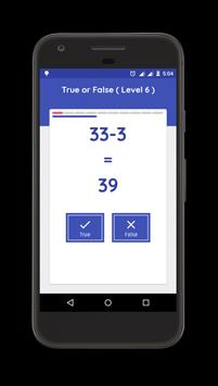 Maths Games - Logical, Reasoning, Puzzles & Tips screenshot 4