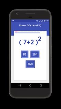 Maths Games - Logical, Reasoning, Puzzles & Tips screenshot 2
