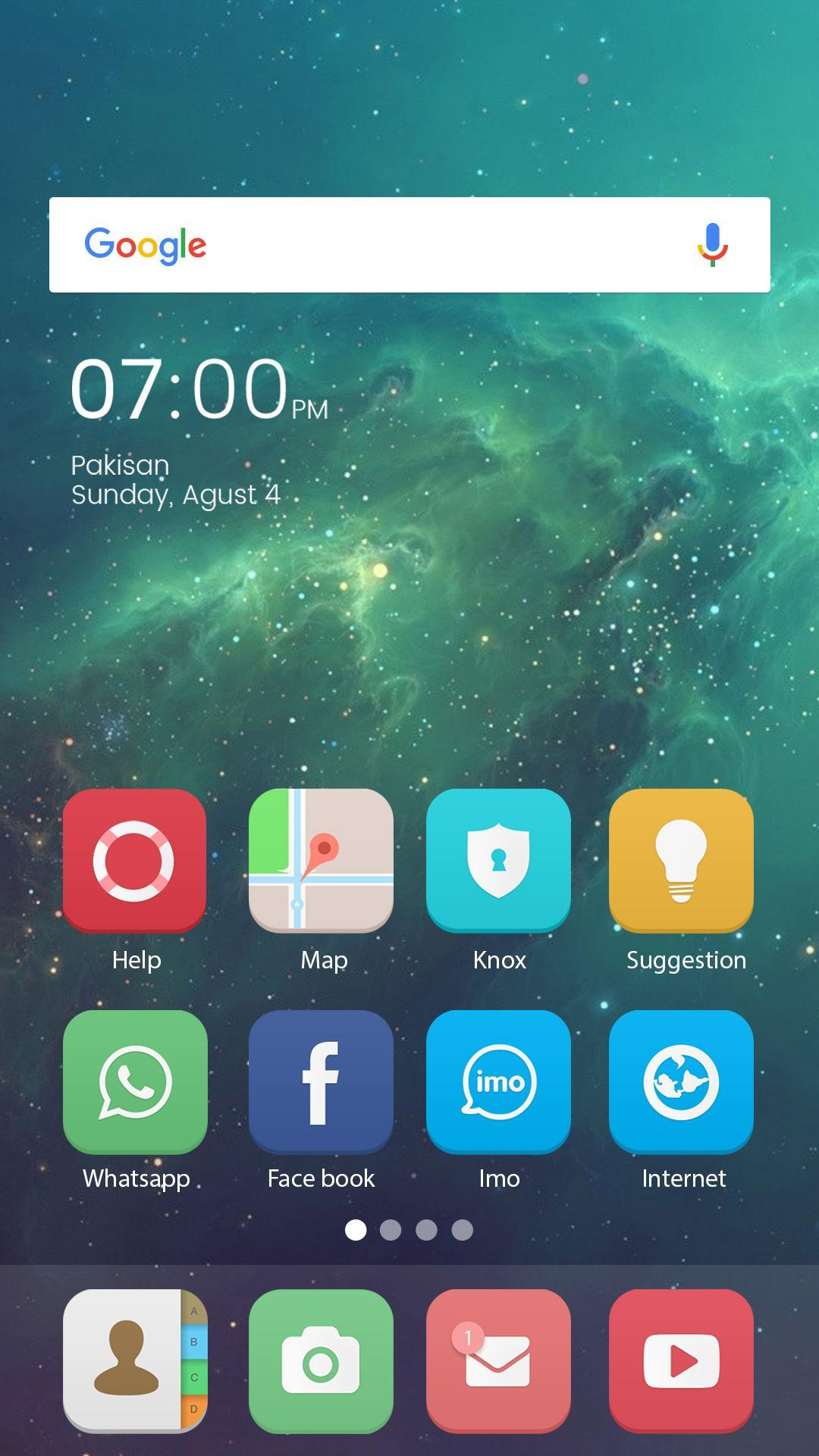 ios 9 theme for android apk