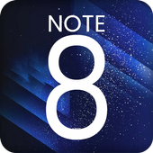 Theme for Samsung Galaxy Note 8 | Note 9 icon