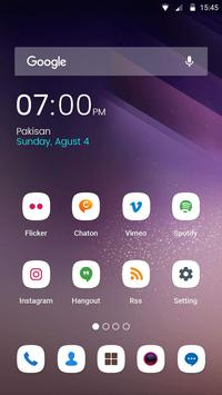 Theme for Samsung Galaxy Note 8 | Note 9 apk screenshot