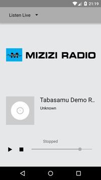 Mizizi Radio poster