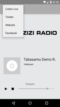 Mizizi Radio screenshot 1