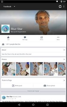 Blue Star Radio apk screenshot