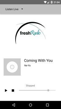 Fresh Radio Spain poster