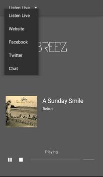 BREEZ screenshot 1