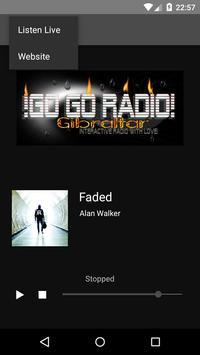 Go Go Radio Gibraltar screenshot 1
