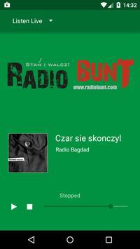 Radio Bunt poster
