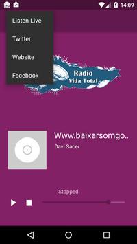 Rádio Vida Total screenshot 1