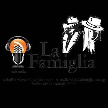 La Famiglia Radio poster