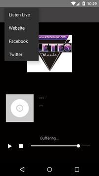 Aleteo Music Emisora screenshot 1