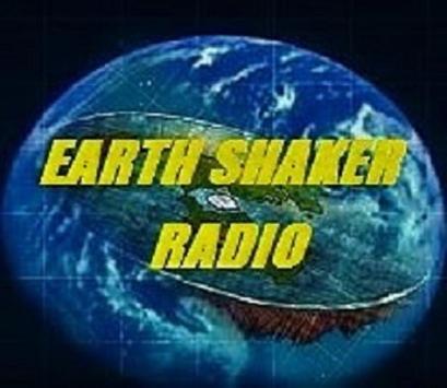 EARTH SHAKER RADIO poster