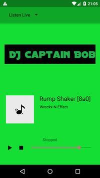 Radio Captain Bob poster