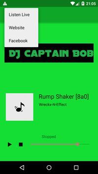 Radio Captain Bob screenshot 1