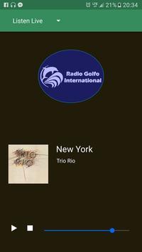 Radio Golfo International poster