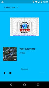 KFSM Radio apk screenshot