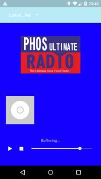 Phos Ultimate Radio poster