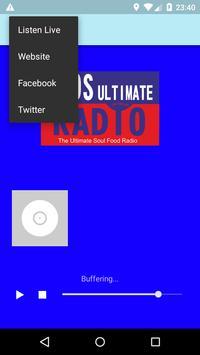 Phos Ultimate Radio apk screenshot