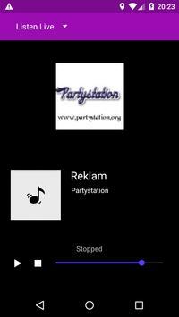 Partystation screenshot 1