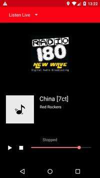 Radio 180 New Wave Music apk screenshot