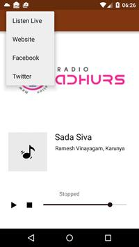 Radio Adhurs New Zealand apk screenshot