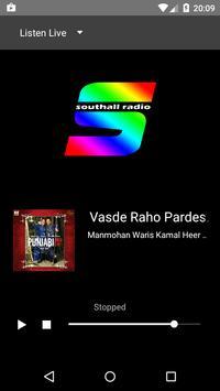 Southall Radio poster