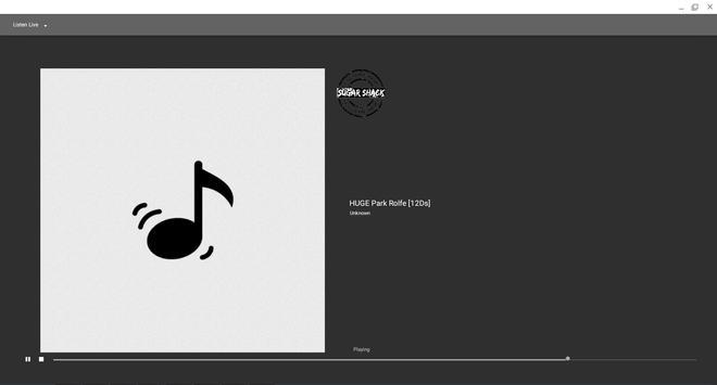 Sugar Shack Radio apk screenshot