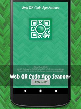 Web QR Code App Scanner screenshot 1
