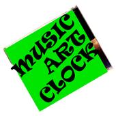 Music Art Clock icon