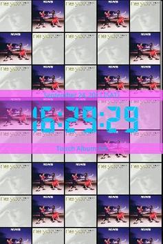 Music Art Clock screenshot 2