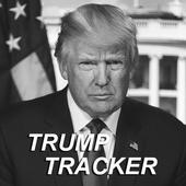Trump Tracker icon