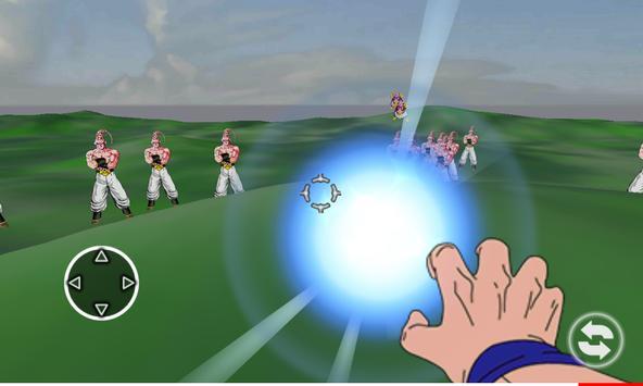 Saiyan! Star Vanisher 3D apk screenshot