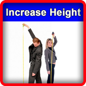 Increase Height Naturally icon