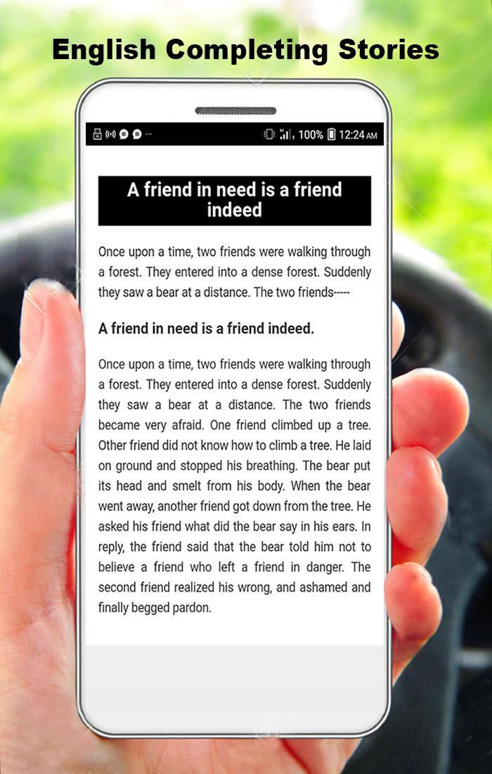 English Story Writing for Android - APK Download