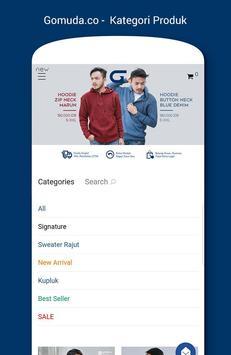 Gomuda screenshot 3