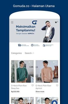 Gomuda screenshot 1