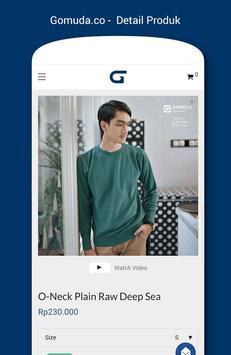Gomuda screenshot 2