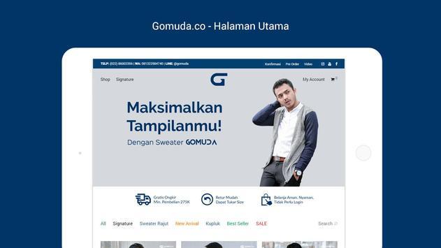 Gomuda screenshot 5