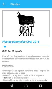 Cirat Turismo apk screenshot