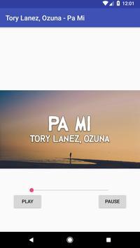 Tory Lanez Ozuna - Pa Mi poster