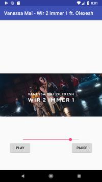 Vanessa Mai - Wir 2 immer 1ft. Olexesh screenshot 2